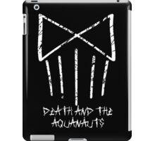 Death and the Aquanauts iPad Case/Skin