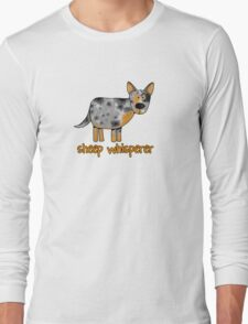 Sheep whisperer Long Sleeve T-Shirt