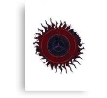 Alien Velocity Canvas Print