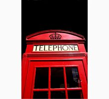 Red London Telephone Box Unisex T-Shirt