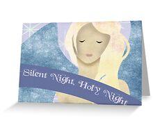 Angel 4 Greeting Card