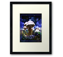 A Small World! Framed Print