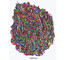 clob Photographic Print