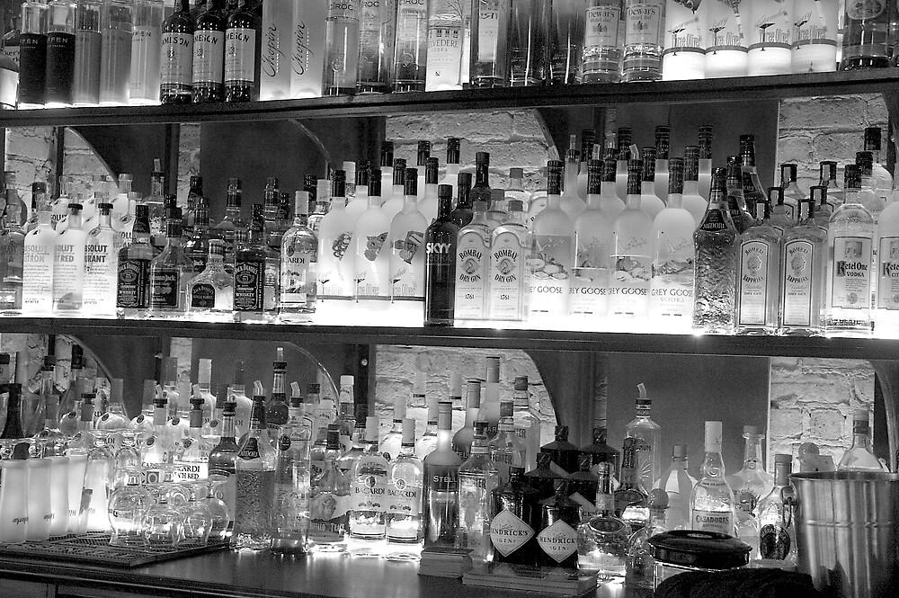 BAR COOL BOTTLED UP by martin venit