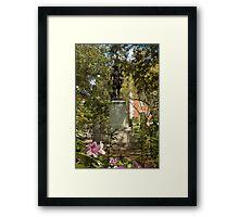 Chippewa Square Framed Print