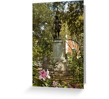 Chippewa Square Greeting Card