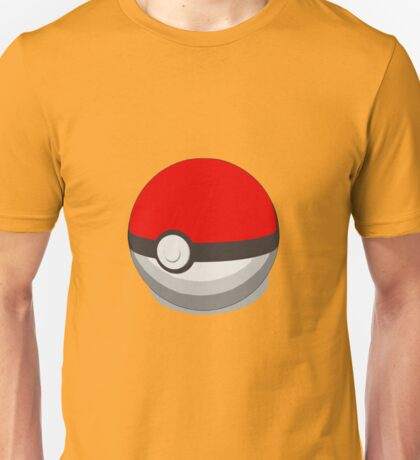 pokeball time Unisex T-Shirt