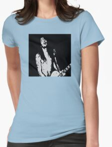 John Frusciante - Solo Womens Fitted T-Shirt