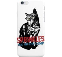 Hipster Sprinkles (series) iPhone Case/Skin