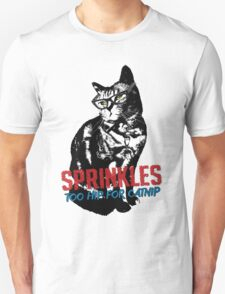 Hipster Sprinkles (series) T-Shirt