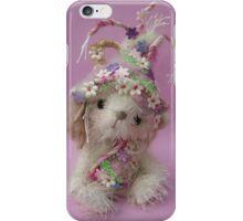 Blossom, fairy bear - Handmade bears from Teddy Bear Orphans iPhone Case/Skin