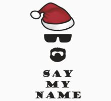 Say My Name - Santa by aketton