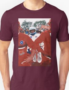 "Unique and rare 1980 Race Trucks France  22 (c) (h) "" fawn paint Picasso ! Olao-Olavia by Okaio Créations Unisex T-Shirt"