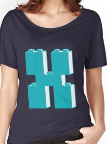 THE LETTER X Women's Relaxed Fit T-Shirt