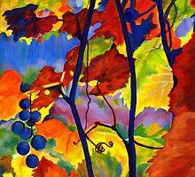 Grape Inspiration II by ArtspaceTF
