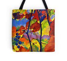 Grape Inspiration II Tote Bag
