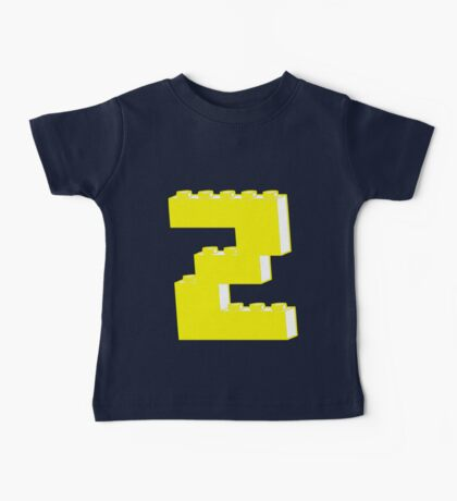 THE LETTER Z Baby Tee