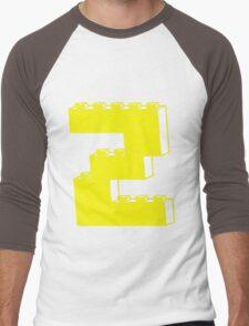 THE LETTER Z Men's Baseball ¾ T-Shirt