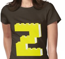 THE LETTER Z Womens Fitted T-Shirt