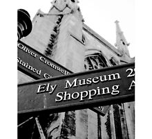 Ely Cathedral 6 by Dan Donovan