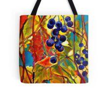 Grape Inspiration I Tote Bag