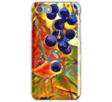 Grape Inspiration I iPhone Case/Skin