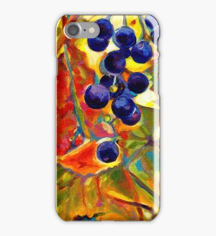 Grape Inspiration I iPhone Case/Skin