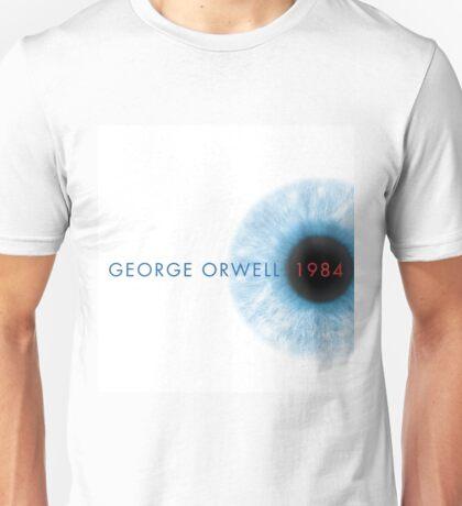 1984 Eye - George Orwell Unisex T-Shirt