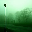 A Morning Walk by Raphael Lopez