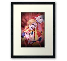 Let's Destroy Everything! Framed Print