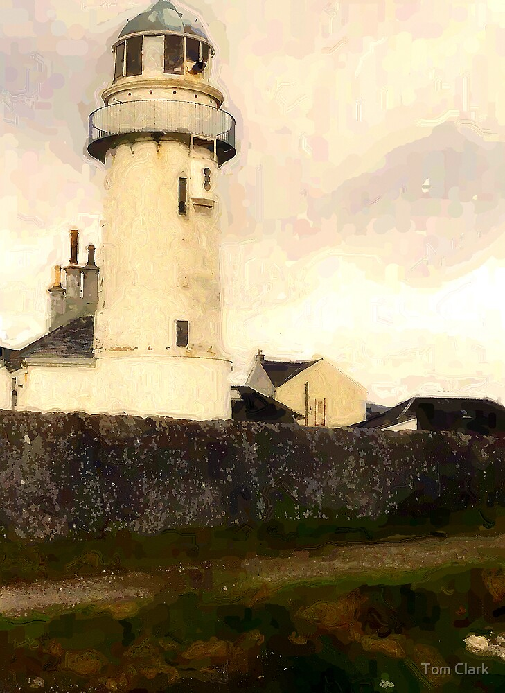 Dunoon Lighthouse by Tom Clark