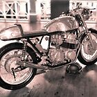 Cafe Racer by Pierre