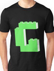 THE LETTER G Unisex T-Shirt