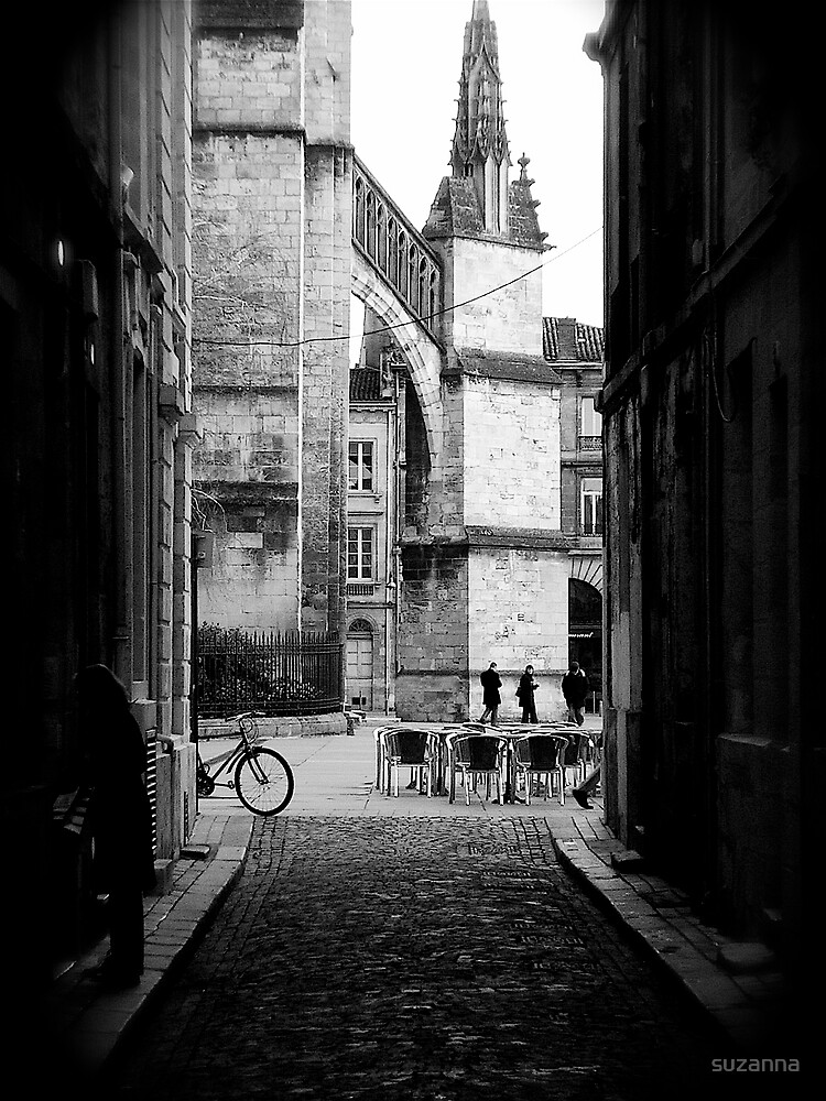 Rue Bordeaux by suzanna