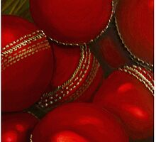 cricket balls for sale! by cathy savels