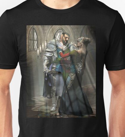 Paladin And The Princess   Unisex T-Shirt