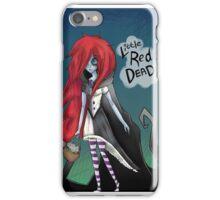 Little Red Dead - Wandering iPhone Case/Skin