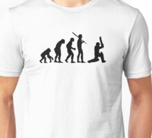 Cricket T-Shirt Unisex T-Shirt