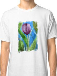 Sponge Tulip Magenta Classic T-Shirt