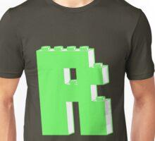 THE LETTER R Unisex T-Shirt