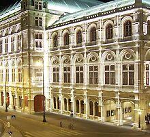 Vienna Operahouse by SunnySanny