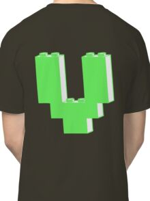 THE LETTER V Classic T-Shirt