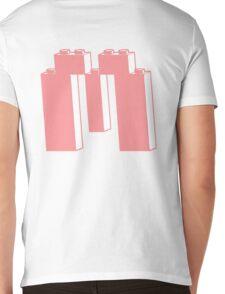THE LETTER M Mens V-Neck T-Shirt