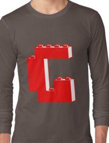 THE LETTER G Long Sleeve T-Shirt