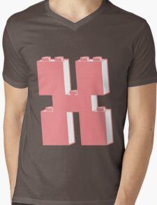 THE LETTER X  Mens V-Neck T-Shirt