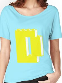 THE LETTER D  Women's Relaxed Fit T-Shirt