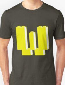 THE LETTER W Unisex T-Shirt