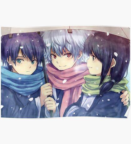 Gintama - Scarves Poster