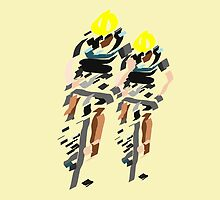 Tour de France by Grobie