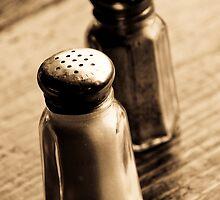 salt, &, pepper by Jean-François Dupuis